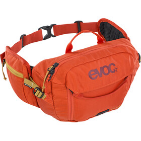 EVOC Hip Pack 3l + 1,5l væskeblære, orange